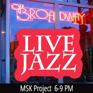 MSK Project Live! at ON BROADWAY