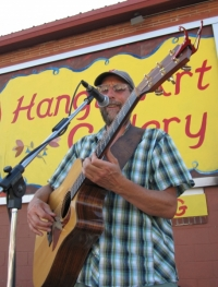 Live in the Taproom: Larry Hirshberg
