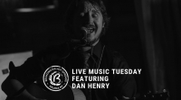 Live Music featuring Dan Henry
