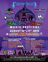 Bikes, Hikes, and Brews Music Festival