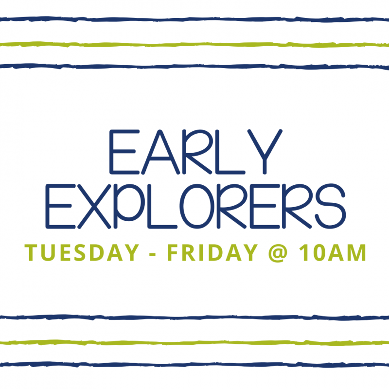 ExplorationWorks Early Explorers