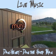 Live Music at Muni's Sports Grille. Dan Henry