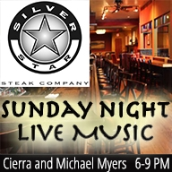 Sunday Night Live Music with Mike and Ciera Myers