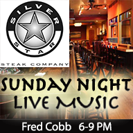 Sunday Night Live Music with Fred Cobb