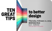 Ten Great Tips to Better Design