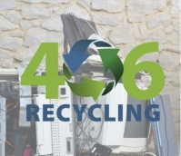 Monthly Electronics Recycling & Data Destruction