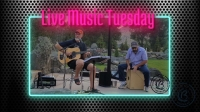 Live Music Featuring Acoustic Roll