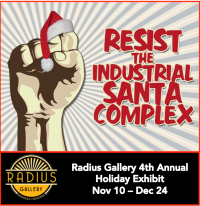 MISSOULA: Radius Gallery Holiday Show