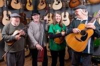 Rakes of Mallow play Irish Music