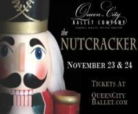 Queen City Ballet's The Nutcracker