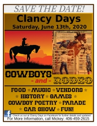 Clancy Days