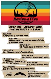 Revive at Five