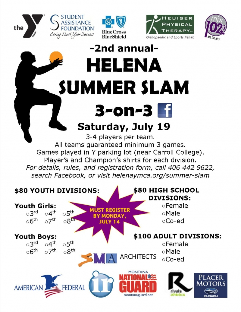 3 on 3 basketball registration due tues july 15 07152014 helena 3 on 3 basketball registration due tues july 15 pronofoot35fo Choice Image