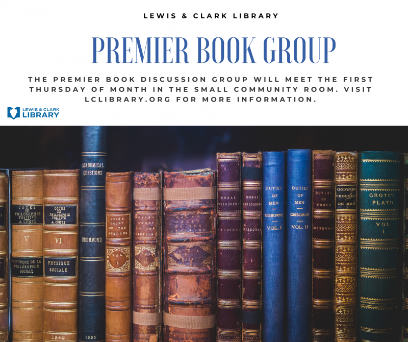 Premier Book Discussion Group