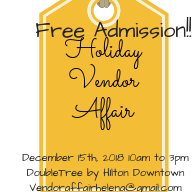 Holiday Vendor Affair