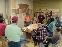 A.L. Swanson Studio Tour & Upcoming Classes