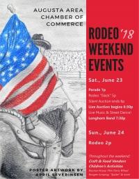 Augusta American Legion PRCA Rodeo