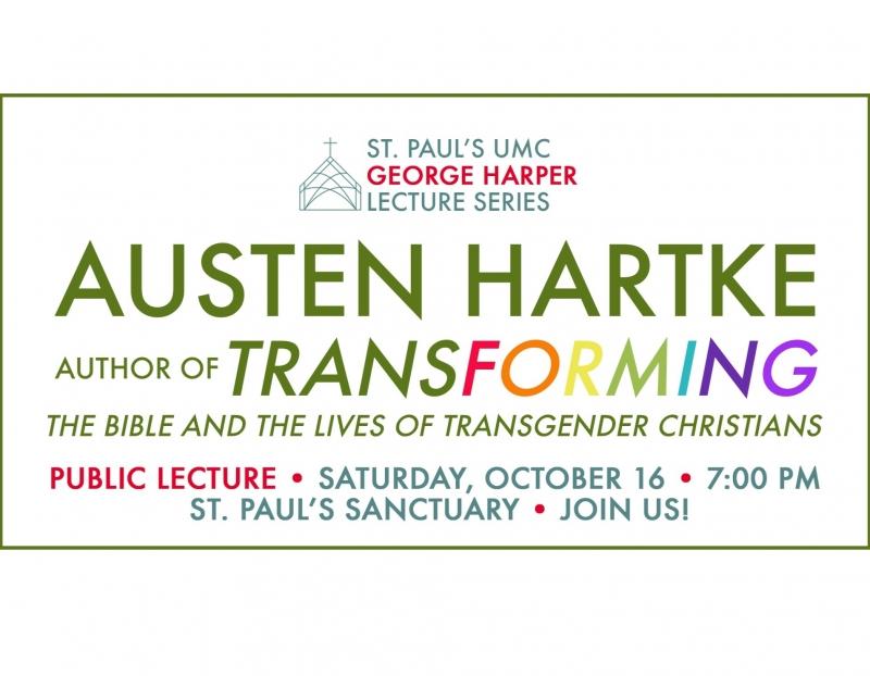 Austen Hartke Public Lecture