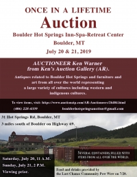 Antiques, Furniture and Art Auction