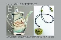 BODY: Annual Art Jewelry & Figurative Art Exhibit