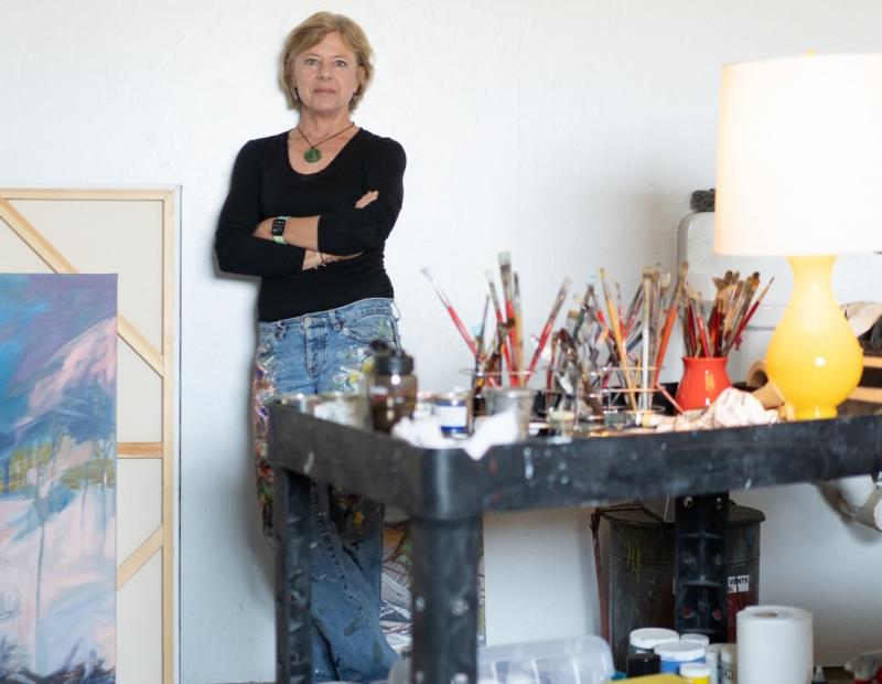 Artist Reception:  Elizabeth Anthony
