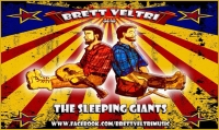 Live Music featuring Brett Veltri & The Sleeping Giants