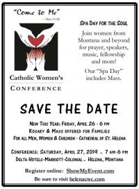 2019 Catholic Women's Conference