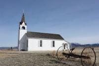 Historic Canton Church: John Larsen & Family & Friends