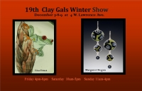 Clay Gals 2018 Winter Show