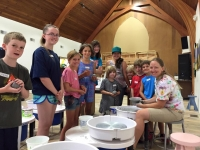 Summer Clay Camp