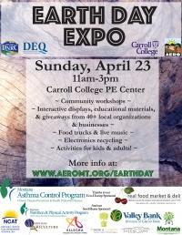 Earth Day Expo at Carroll
