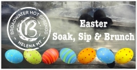 Easter Soak, Mimosas & Brunch w/Easter Egg Hunt