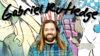 Comedian Gabriel Rutledge