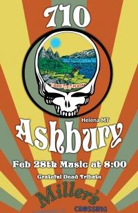 710 Ashbury at Miller's Crossing Grateful Dead Tribute