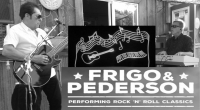 Frigo and Pederson at Broadwaters Hot Springs