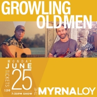 Growling Old Men at the Myrna Loy