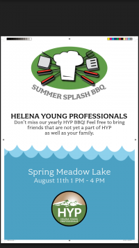 HYP Summer Splash BBQ