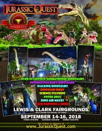 Jurassic Quest - HUGE DINOSAUR EVENT!