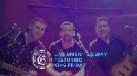Live Music featuring King Friday
