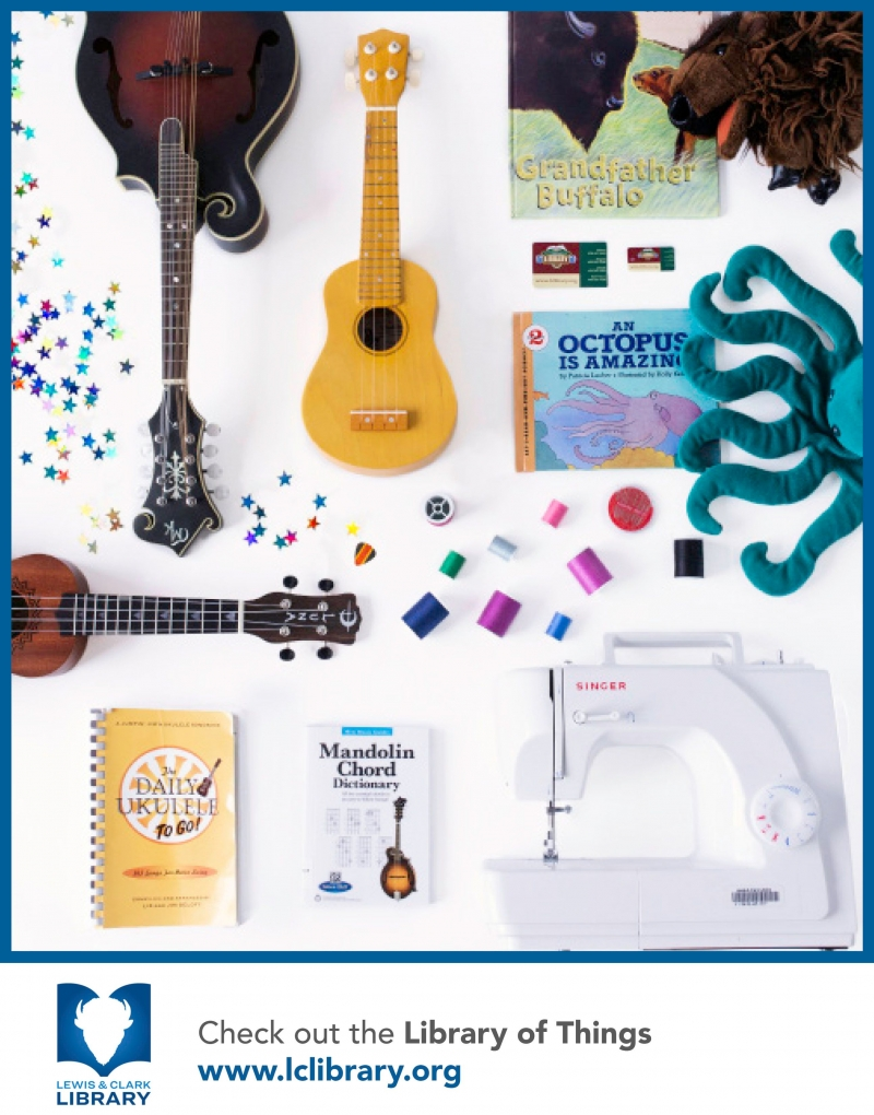 Lewis & Clark Library Summer Craft Kits