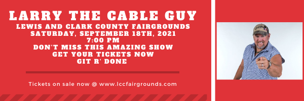 Larry the Cable Guy - Live at the Fairgrounds