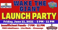 Wake the Giant Launch Party