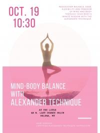 Mind-Body Balance
