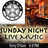 Monday Night Live Music with Terry O'Hare Sweet Memories
