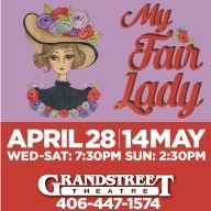 My Fair Lady - Grandstreet Theatre