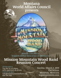 Mission Mountain Wood Band Reunion Concert