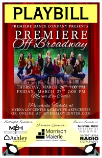 Premiere Off Broadway