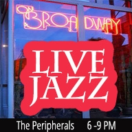 The Peripherals Live! at ON BROADWAY
