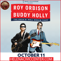 Roy Orbison & Buddy Holly Hologram Tour