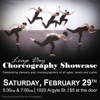 Leap Day Choreography Showcase